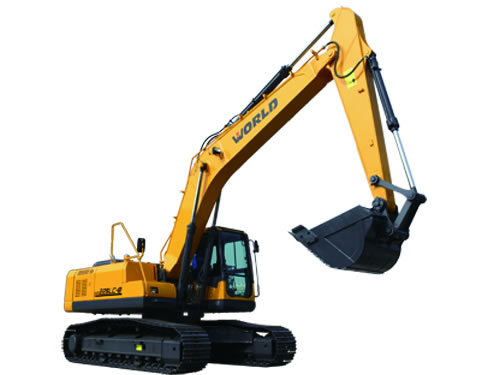 22Tons Middle Excavator