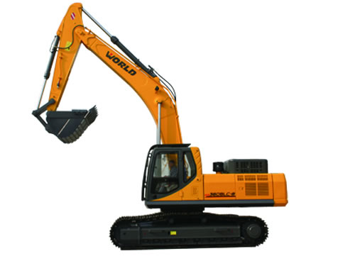 36Tons Large Excavator