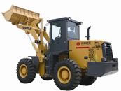 Wheel Loader with Yuchai Engine